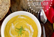 soups / by Eva Leddy