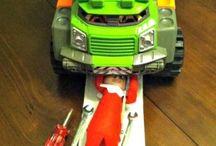 Elf on a shelf fun