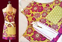 Sewing Projects: Aprons
