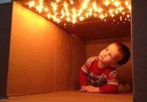 Kid's Forts & Ideas