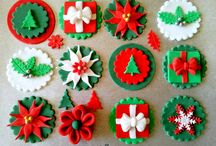 cookies christmas toppers