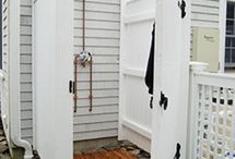 Culver Outdoor Shower