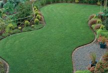 Luscious Lawns / Gorgeous green lawns we love!