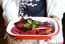 En cuisine/les  légumes