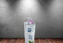Çiçekçi çantası
