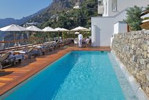 Casa Angelina / Casa Angelina is located in the little town Praiano, at the heart of the beautiful Amalfi Coast and offers breathtaking sea views to the charming town of Positano and beyond along the shoreline to Capri. | http://www.lifestylehotels.net/en/casa-angelina |