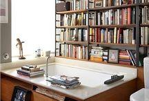 Lectura en casa / ¿Cómo integrar la lectura en nuestras casas? Mira esta galería de decoración y libros