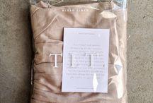 Pakking av klær