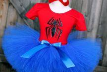 Erin's superhero costume ideas