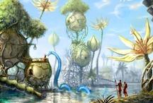 миры фантастические