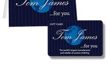 Tom James Gift Card / #Men's #Custom #Bespoke #Suits #Sport #Coats #Men's #Custom #Suits #Men's #Custom #Jackets #Men's #Custom #Tailored #Shirts #Ties #Belts #Shoes #Allen #Edmonds #Men's #Jeans #Heritage34 #Jack #Agave #Robert #Graham #Johnny #Varvatos www.facebook.com/... #Men's #Apparel #Socks #Wade #Anding #Milwaukee #Racine #Kenosha w.anding@tomjames... 262-770-5127