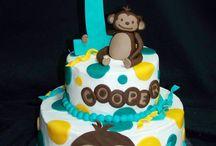 Little Monkeys Birthday