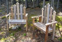 ♥ Outdoor benches and more ♥