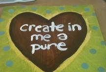 I've made . . .