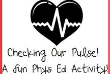 Elementary Health/Phys. Ed  / by Jessica Z