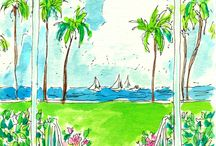 Lilly Pulitzer Favorites / My favorite Lilly Pulitzer prints