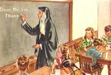 Catholic School / by Jackie Hoggins