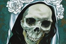 Muerte wedding