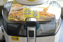 De'Longhi #multifrychallenge / Cooking main meals and lunches for one week entirely in the Multifry.