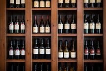 Wall of Wine / Wines of Chandler HIll