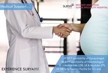 Our Medical Support