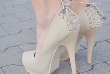 Shoes I want and love! / by Tasha Pierce