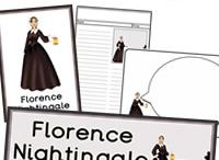 Florence Nightingale Topic / Role Play – Teaching Ideas -Activities – Arts & Crafts for Children