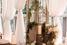Altars for wedding ceremonies / Altars