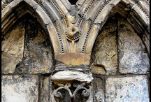 Gothic brickwork