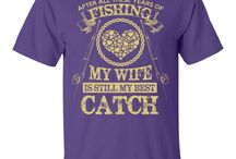 Fishing T-Shirt / Fishing Apparel Shirt makes for the perfect gift. If your a fishermen then you will love this fishing t-shirt. Show all your friends your love for fishing. Got your Fishing lures, vest, hooks and other fishing accessories, now you just need this fisherman t-shirt. Best fishing apparel and clothing items around. Funny Fishing shirt to wear out when your going fishing with you family, kids and friends.