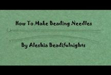 how to make needles