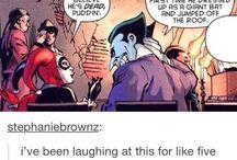 Marvel & DC
