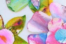 Spring Art enrichment / by Kathleen Cardona