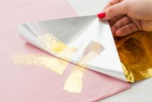 Transfer Foil Art