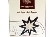 Parfum Berger Car Diffusers / A selection of fragrances specifically for your vehicle. Including the massively popular Anti tobacco