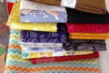 Stash Bundles / Fabrics that I've bought from various exhibitions, shop expeditions and other places