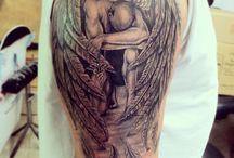 Падший Ангел Тату