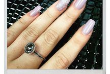 Shatter iT: Broken Glass Manicure / 3D Shattered Glass Manicures with products from iZ Beauty of London.