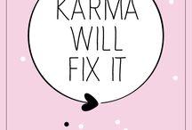 Karma idézetek