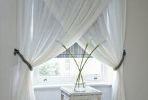 Curtains, shades