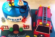 Birthday Cake / Doğum Günü Pastası