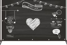 Photocalls / Photocalls para bodas y eventos