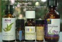 Health & Medicine : Essential Oils