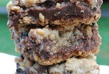 Bars, Cakes & Cookies....Desserts! / by Carol Boverhof