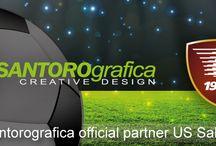 Santorografica - Salernitana / Santorografica sostiene i granata in qualità di sponsor tecnico della Salernitana