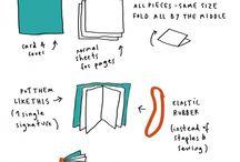 Book binding technique