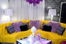 living room / by elizabeth vega
