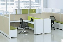 Modern Workstations & Cubicles