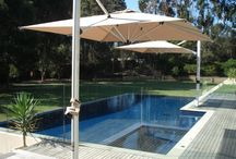 Pool Shade / Ideas for throwing some shade on your pool and pool patio. / by Pool Pricer