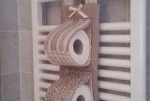 porta rollos de papel